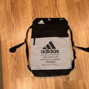 New Adidas backpack bag